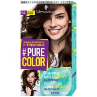 SCHWARZKOPF PURE COLOR Боя за коса 5.0 Just brown