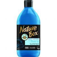 NATURE BOX лосион за тяло кокос, 385 мл.