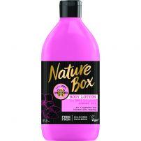 NATURE BOX лосион за тяло бадем, 385 мл.
