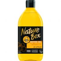 NATURE BOX Душ гел макадамия, 385 мл.
