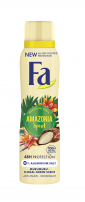 FA AMAZONIA SPIRIT Дезодорант, 150 мл.
