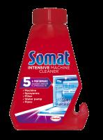 SOMAT MACHINE CLEANER Течност за почистване на съдомиялна, 250 мл.
