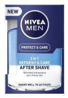 NIVEA MEN PROTECT & CARE Двуфазен лосион за след бръснене, 100 мл.