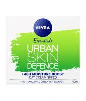 NIVEA URBAN SKIN Дневен крем за защита на кожата, 50 мл.