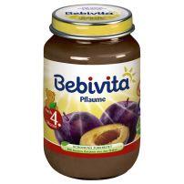 BEBIVITA Пюре сливи 1690, 190 гр