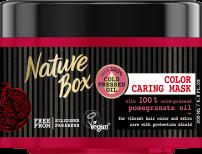NATURE BOX Маска за боядисана коса, 200 мл.