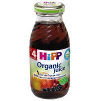 HIPP BIO Сок червени плодове 8003, 200 мл