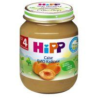 HIPP BIO Пюре кайсии 4212, 125 гр