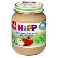 HIPP BIO Пюре ябълки 4233, 125 гр