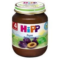 HIPP BIO Пюре сливи 4253, 125 гр