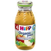 HIPP BIO Сок ябълка и грозде 8030, 200 мл
