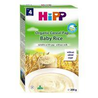 HIPP BIO Бебешка инстантна каша ориз 2769, 200гр