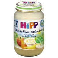 HIPP BIO Пюре плодов дует йогурт с плодове 5475, 160 гр