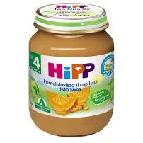 HIPP BIO Пюре тиква 4063, 125 гр
