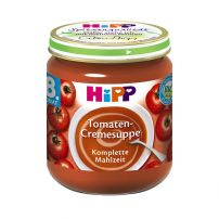 HIPP BIO Пюре доматена крем супа 7930, 200 гр