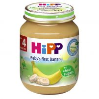 HIPP BIO Пюре банан 4232, 125 гр