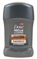 DOVE MEN +CARE Мъжки стик Elements Talc mineral+Sandal wood, 50 мл.