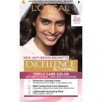 L'OREAL PARIS EXCELLENCE Боя за коса 200 Natural black