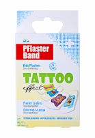 PFLASTER BAND  Детски пластири с тату ефект, 16 бр.