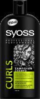 SYOSS CURLS Шампоан за коса за къдрици, 750 мл.